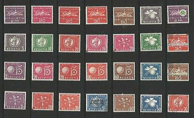 y6467 Switzerland / A Small Collection  Early & Modern Umm Lhm