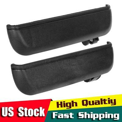 Pair For 1995-1998 TOYOTA TERCEL Outside Front Rear Right RH Side Door Handle