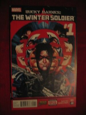 Bucky Barnes the Winter Soldier #1 Marvel 2014 VFN P&P Discounts