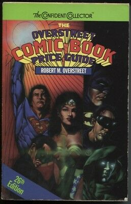 Overstreet Comic Book Price Guide - 26Th  Edition