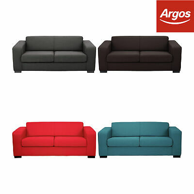 Pleasant Argos Home Reagan 2 Seater Fabric Sofa Bed Choice Of Pdpeps Interior Chair Design Pdpepsorg
