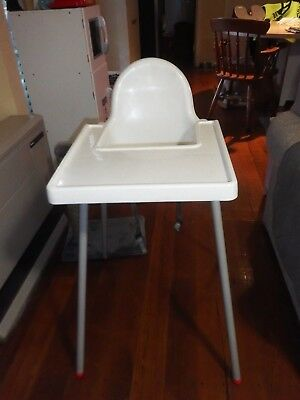 Antilop Ikea baby high chair pick up  moorabbin