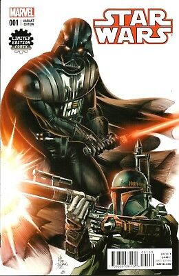 Star Wars #1 / Limited Edition Comix Mike Deodato Jr Variant / Marvel / Mar 2015