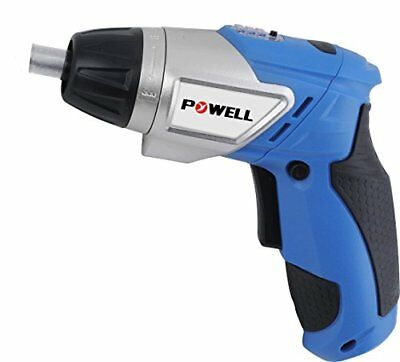 Powell France – Destornillador inalámbrico plegable con batería, 3.6 V
