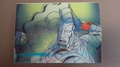 Marvel Motion Skybox 1996 - Basecard No. 3 Colossus