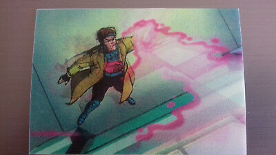Marvel Motion Skybox 1996 - Basecard No. 5 Gambit