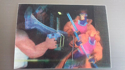Marvel Motion Skybox 1996 - Basecard No. 24 Gambit