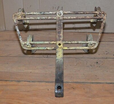 Planet Jr super Tuffy 5 tine tiller head collectible garden cultivator farm tool