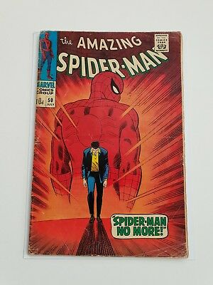 The Amazing Spider man #50