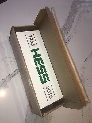 2018 HESS Toy Truck 85th ANNIVERSARY Collector's Edition (SOLD OUT!)