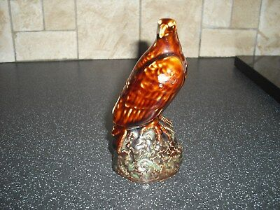Beswick Eagle Whisky Flask for Whyte and Mackay