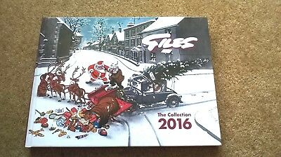 Giles The Collection Hardback Book 2016 New