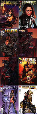Witchblade Lot - Includes #1, Variants & MORE - Eight (8) Books!