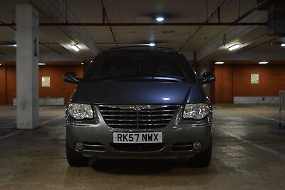 Chrysler Voyager Exec MPV 75k 2.8 Diesel - Auto - 2007 Fully Loaded Leather etc
