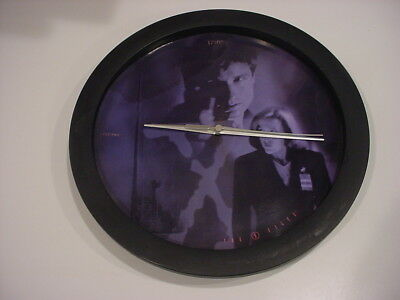 working CENTRIC the X-FILES CLOCK FREE SHIP