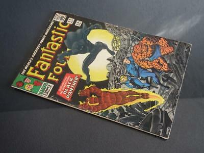 Fantastic Four #52 MARVEL 1966 - 1st app The Black Panther!