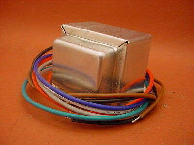 1 x EL84 Ultra Linear Output Transformer  . 10 Watts  . NOS . Unfinished project