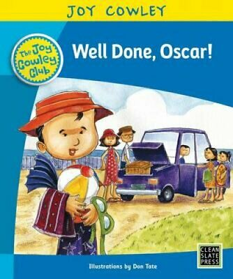 Well Done, Oscar!: Oscar the Little Brother, Guided Reading: Level 8 by Joy...