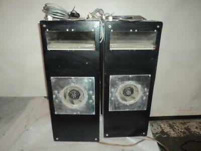 Lot of 2 Stulz Stulz Control Panel Air Conditioners 1 Ph 24 V
