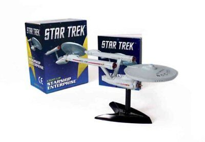 Star Trek: Light-Up Starship Enterprise by Chip Carter 9780762449897