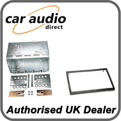 Connects2 CT23VL02 Double DIN Facia Plate for Volvo S80/V40 1996> 2004