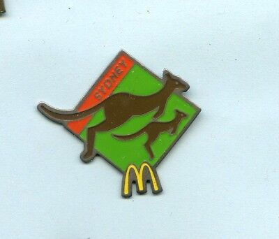 Pins  Mc Donald's Sydney Australien Kanguru   Ph722