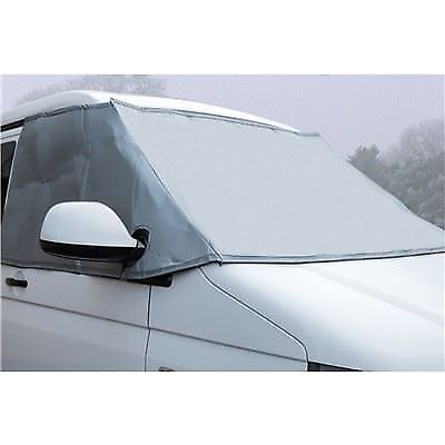 Winter Cold Weather Thermal Privacy External Screen Renault Master 2005 - 2010