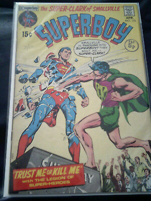 Superboy #173 Apr 1971 (FN+) Bronze Age Neal Adams Cover