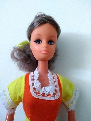 Vintage Sindy Barbie Fashion Doll Clone
