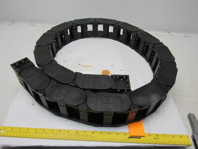 "Igus 380.02.250 Cable Carrier Energy Drag Chain 2-5/8""""x1-5/8""x72"""