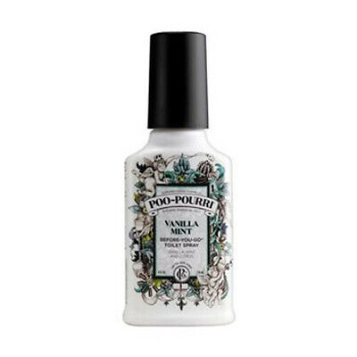 VANILLA MINT - 118ML Poo Pourri Toilet Spray BRAND NEW