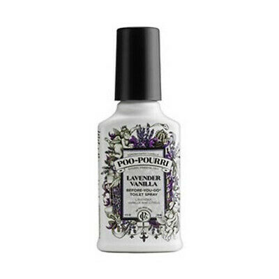 LAVENDER VANILLA - 118ML Poo Pourri Toilet Spray BRAND NEW