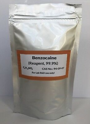 BENZOCAINE PURE 500g _ 24h _FAST & FREE DELIVERY 1st Class POWDER - HIGH QUALITY
