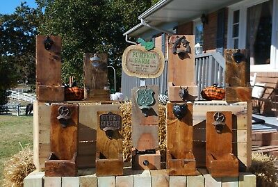 man cave items, wall mounted themed bottle openers