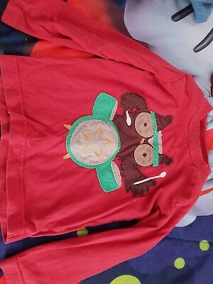 Mini Boden Long Sleeve Shirt BOYS size 3t