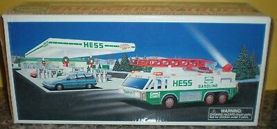 1996 Hess Emergency Truck, With Box