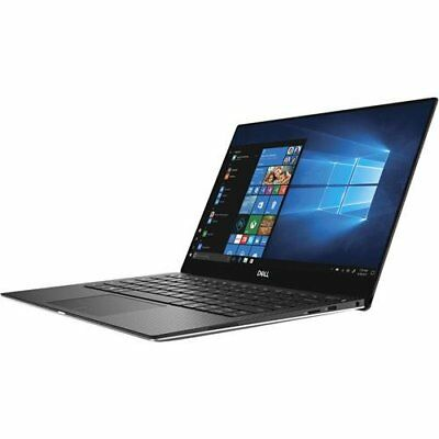 "Dell XPS 9370 13.3"" 4K Touch Laptop- i7-8550U 8GB/512SSD/BacklitKB FPR IR-Cam"