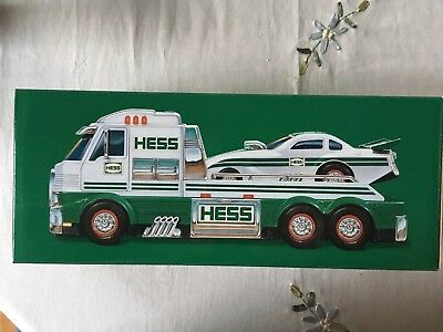 2016 Hess Toy Truck & Dragster Brand -New In Unopened Box
