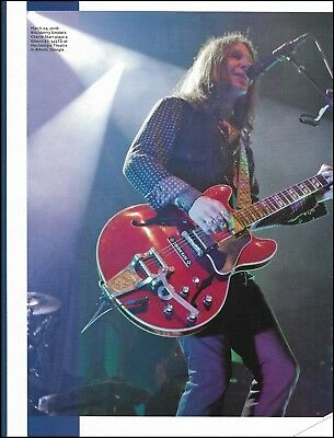 Blackberry Smoke Charlie Starr Custom Made Gibson ES-345TD pin-up photo print