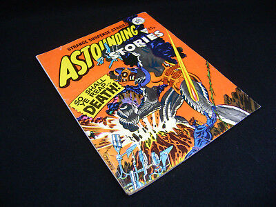 ASTOUNDING STORIES STRANGE SUSPENSE STORIES #120 Alan Class.Comic.UK