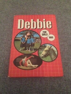 Debbie For Girls Annual/Book 1980