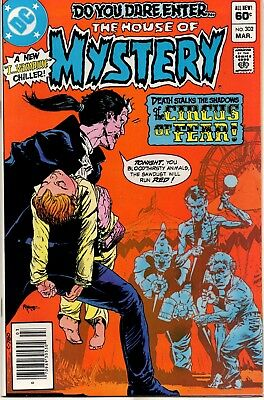 House of Mystery 302 March 1982 8.0 VF DC   I...Vampire