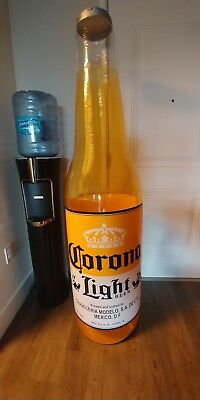 Corona Extra Beer Bottle 6Ft Tall Inflatable Blow Up Sign