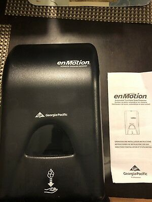Georgia Pacific Soap Dispenser 52053 Automated Touchless Soap Sanitizer In Box