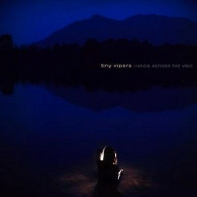 Tiny Vipers - Hands Across The Void  CD  7 Tracks  Alternative  Rock / Pop  Neuf