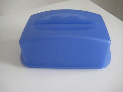 Tupperware Alfresco Blue Cheese Storer - Perfect Condition Hardly Used
