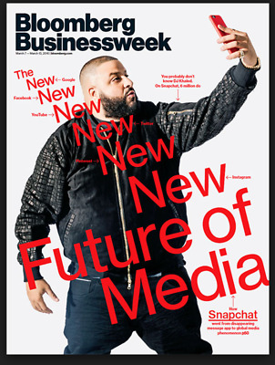 Bloomberg Businesweek- 1 YEAR SUBSCRIPTION- 50 ISSUES
