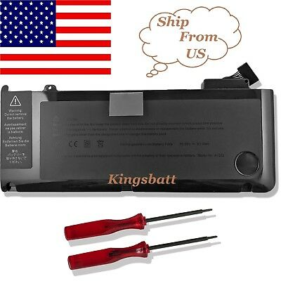 """Apple A1322 Battery for Apple Macbook Pro 13"""" Mid 2009 2010 2011 2012 A1278"""