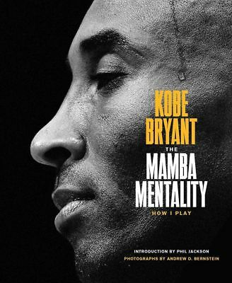 The Mamba Mentality: How I Play by Kobe Bryant  EPUB Fast Delivery