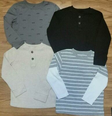 5t Boys Fall/Winter Shirt Lot, Long Sleeve shirts